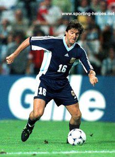 Sergio Berti - Argentina - FIFA Copa del Mundo 1998