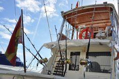 Lovely boat in Rubicon