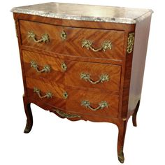 French Louis XV Commode