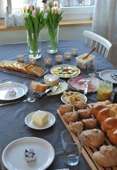 mamas kram: HERZiges - Frühstück...