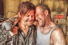 The Dixons (Prison) by Sandy-reaper on DeviantArt