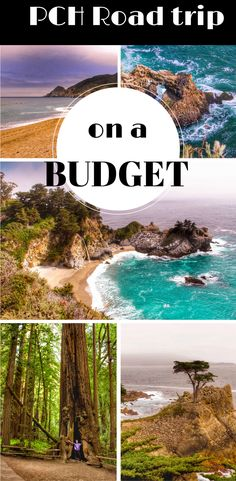 How to road trip the California Coast on a budget, Highway 1 on a budget, California Travel