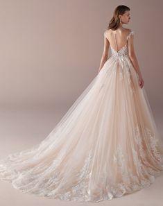 Courtesy of Nicole Spose Wedding Dresses Romance Collection; www.nicolespose.it/en