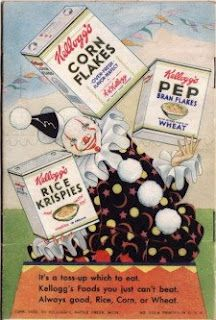 """National Cereal Day because it is believed that on March 7, 1897, """"John Harvey Kellogg served Corn Flakes at the Battle Creek Sanitarium."""""""