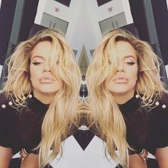Her selfie game has also been ON POINT recently. | We Need To Talk About Khloe Kardashian Hitting Her Peak