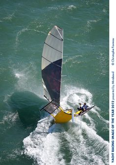 Photo by Christophe Favreau - Photo taken at the 18 Foot skiff Expresso International Regatta on august 26th and september 1st 2012 in San F...