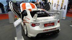 pics from the Geneva Motorshow -  Toyota 86 GT 86