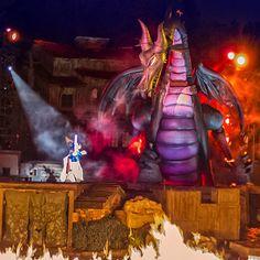 Fantasmic: Disney after dark