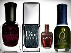 fall nail polish colors