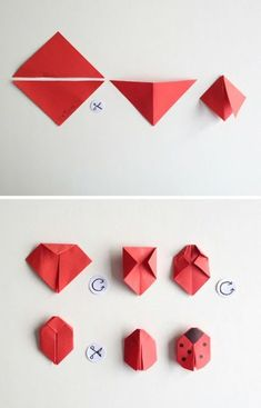 tuto chat en papier bricolage et diy pinterest tuto chats et origami. Black Bedroom Furniture Sets. Home Design Ideas