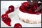 Panna Cotta, Cheesecake, Ethnic Recipes, Desserts, Food, Tailgate Desserts, Dulce De Leche, Deserts, Cheesecakes
