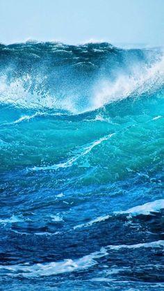Pin by Penny Thompson on Ocean scenes in 2019 Sea And Ocean, Ocean Beach, Ocean Sunset, Waves Photography, Nature Photography, Monte Fuji, Ocean Wallpaper, Ocean Scenes, Am Meer