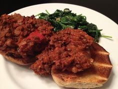Lentil Sloppy Joes: Special thanks to Joy Fit Club member Jen Moore for sharing her very popular recipe for vegetarian Sloppy Joes. Jen says lentils have the perfect texture for a meatless version of this classic comfort food supper…and I agree!