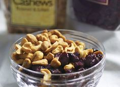 Organic Cashews & Cherries Gift - $39