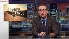 Border Patrol: Last Week Tonight with John Oliver (HBO)