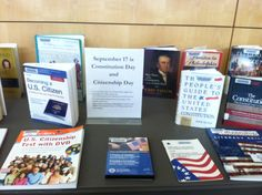 September 17 is Constitution Day and Citizenship Day!