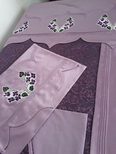 Moda Emo, Bed Sheets, Diy And Crafts, Quilts, Embroidery, Blanket, Sewing, Create, Bed Sets