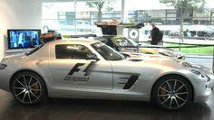Formula One safety car