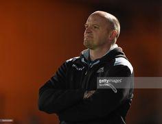 18 March 2016; Glasgow Warriors head coach Gregor Townsend. Guinness PRO12 Round 9 Refixture, Glasgow Warriors v Leinster. Scotstoun Stadium, Glasgow, Scotland. Picture credit: Stephen McCarthy / SPORTSFILE