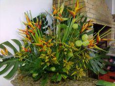 Arranjo floral 1