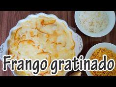 FRANGO GRATINADO I Receitas e Temperos - YouTube