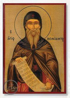 Heilige Benedictus