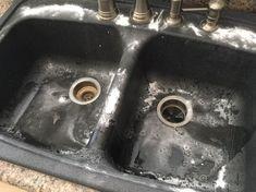How to Clean a Granite Sink in 5 Simple Steps