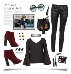 """""""NYFW!"""" by diane1234 ❤ liked on Polyvore featuring Chloé, Tom Ford, Balenciaga, Miss Selfridge, Humble Chic, Vincent Longo and NYFW"""