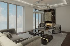 FENDI CASA for a penthouse at LUX Berlin