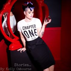 Stories by Kelly Osbourne Chapter One collection now available on Bluefly!