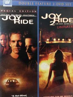 Joy Ride / Joy Ride 2 Double Feature DVD Set (2 Disc Set, 2009)  | eBay