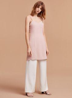 Wilfred CALANDRE DRESS | Aritzia