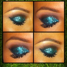 Makeup - E By Evelyn Lozada to purchase go to www. Makeup Trends, Makeup Tips, Beauty Makeup, Hair Makeup, Hair Beauty, Evelyn Lozada, Glitter Eye Makeup, Bedroom Eyes, Color Me Beautiful