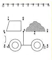 Kids Under 7: Tracing Worksheets for Kids. Free dot to dot worksheets for kids.
