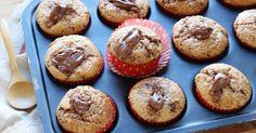 """750g vous propose la recette """"Muffins au coeur coulant de Nutella"""" en pas à pas. Avec une photo pour chaque étape, la réalisation de cette recette est un jeu d'enfant."""