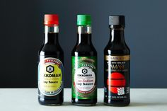 All About Soy Sauce on Food52