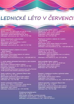 Events happening in July 2017 in Lednice Events, Shit Happens