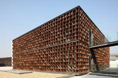 Architect: Atelier Deshaus (Liu Yichun/Zhuang Shen/Chen Yifeng) Location: Jishan, Jiangnin Developed District, Nanjing, China Project Team: Chen Yifeng,