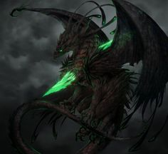 15 Mind Blowing Dragons Illustrations and Artworks. all artworks are properly linked back. Dragon Images, Dragon Pictures, Magical Creatures, Fantasy Creatures, Fantasy Dragon, Fantasy Art, Emerald Dragon, Dragon Illustration, Fire Breathing Dragon