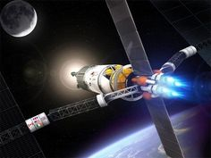 New Ion Engine Could Reach Mars In 39 Days