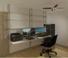 Desk, America, Furniture, Home Decor, Homemade Home Decor, Desktop, Writing Desk, Home Furnishings, Office Desk