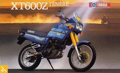 1989 #Yamaha #XT600Z #Tenere