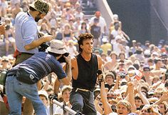 Rick Springfield (Live Aid 1985) Rick Springfield, Hot Blue, General Hospital, Love Him, Cute Pictures, Celebrities, Music, Singers, Live
