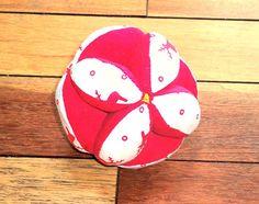 Little Farm Vermelho: infantil Montessori tutorial bola quebra-cabeça