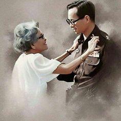 King Bhumipol, King Rama 9, King Of Kings, King Queen, King Thailand, Happy Mother Day Quotes, Queen Sirikit, Bhumibol Adulyadej, Great King