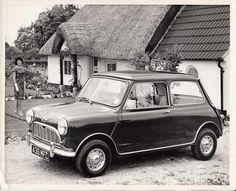 Morris Mini-Minor Super - 1961 Love Car, Classic Cars, British, Vehicles, Motors, Minis, Vintage Classic Cars, Car, Motorbikes