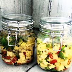 Salatost | Snikgjest