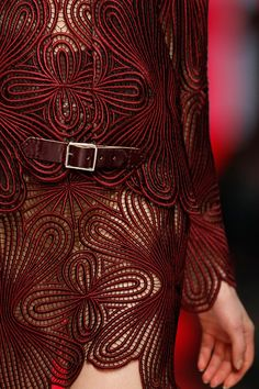 Christopher Kane Autumn/Winter 2013, London Fashion Week