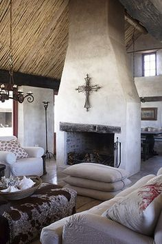 In love with my Living Room! My Living Room, Home And Living, Living Spaces, Foyers, Interior And Exterior, Interior Design, Ivy House, Fireplace Design, Fireplace Ideas