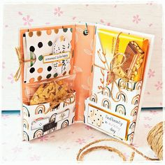 Cookie Box, Journaling, Gift Wrapping, Blog, Gifts, Italia, Gift Wrapping Paper, Presents, Caro Diario